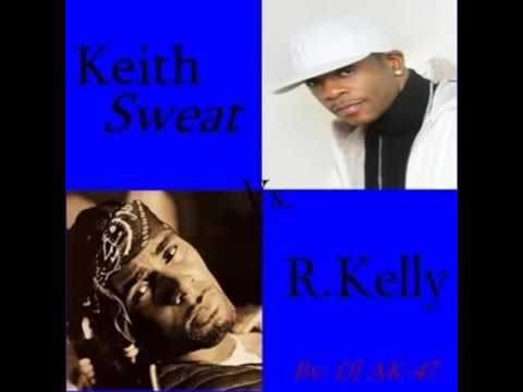 Slow Jam - Keith Sweat vs R  Kelly Mix