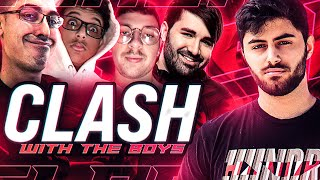 Yassuo | CLASH WITH THE BOYS! Ft. Voyboy, Trick2G, Sanchovies, Repobah