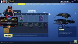 CDNthe3rd Reacts to Him getting his own emote in fortnite W/ Dakotaz
