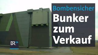 Bunker in Leipheim steht zum Verkauf