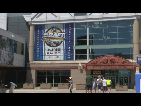 Big money coming to town as Buffalo is playing host for NHL Draft