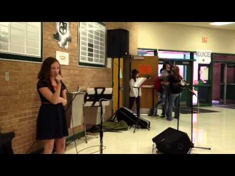 11 Year Old Lauren Mask sings House of the Rising Sun!