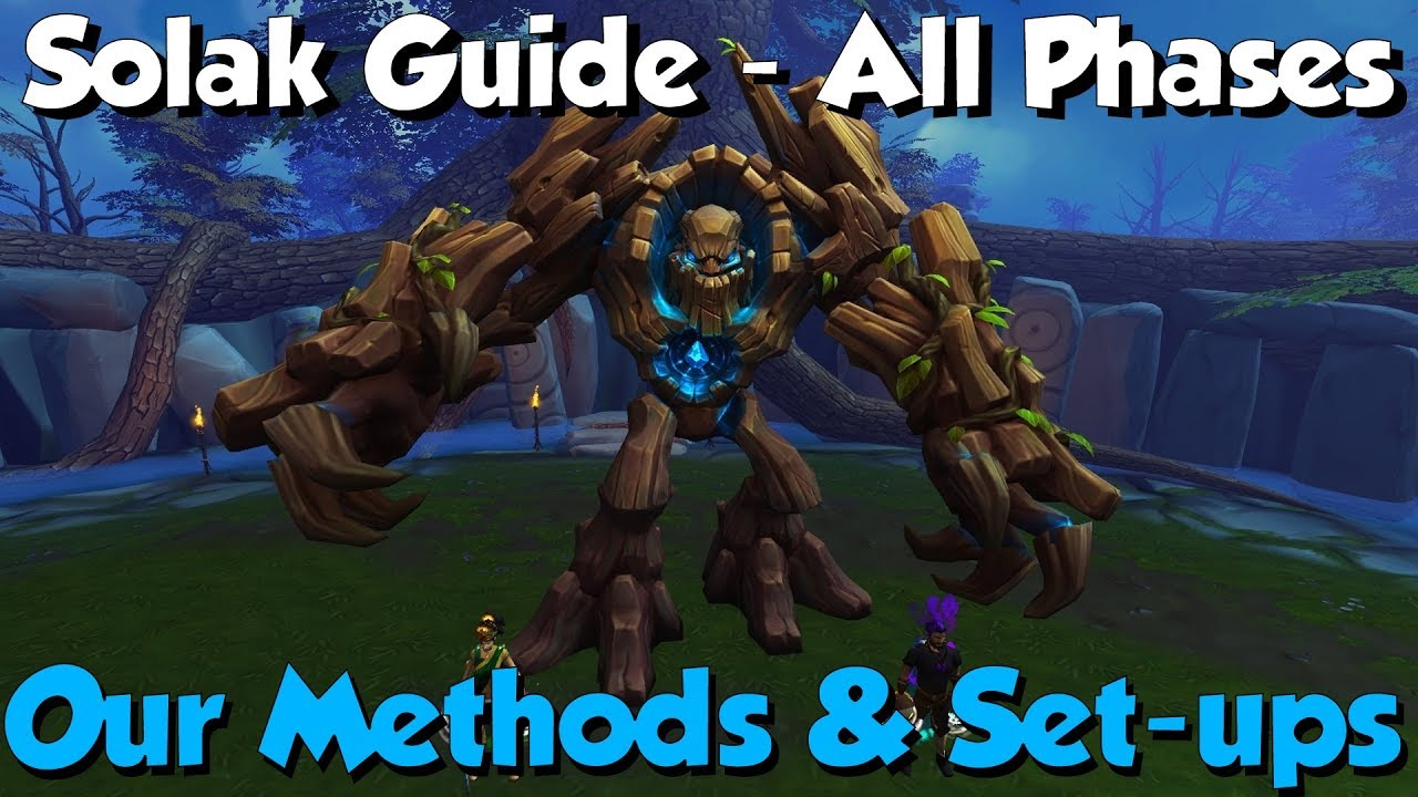 Solak Guide - All Phases Covered! [Runescape 3] New Hardest boss?