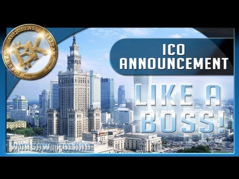 MAJOR ICO ANNOUNCEMENT! 🌎 ✈ Bitcoin Price 5500 USD Jamie Dimon Cryptocurrency News BK Cryptotrader