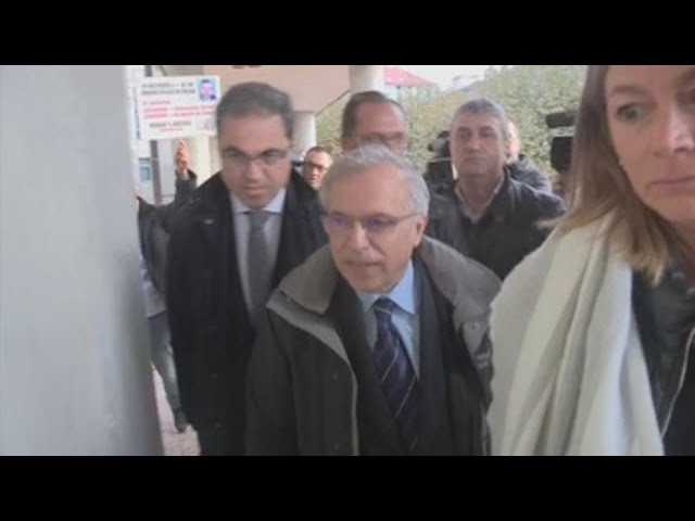 """La plataforma de víctimas afirma que el jefe de Seguridad de Renfe """"mintió"""" ante el juez"""