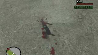 Gta San Andreas: Freddy Krueger: Hunting and Killing + Download Fraps and Mod