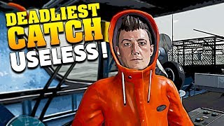 How Hiring Useless Employees Helps You Gain Success - Deadliest Catch the Game Simulator