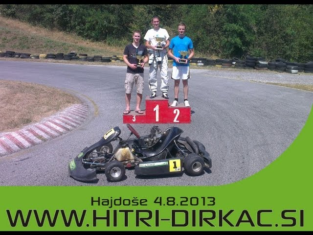 Posnetek Dirke Hitri Dirka?, Hajdoše (Ptuj) 4.8.2013