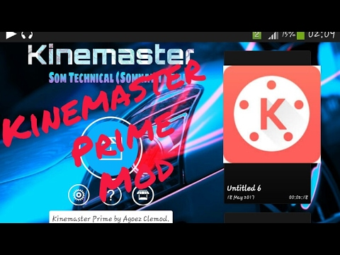 Kinemaster Prime Mod For Android 4 1/4 2/4 3 (Download apk)