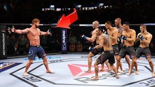 ЧАК НОРРИС и его САМЫЕ БЕЗБАШЕННЫЕ МОМЕНТЫ в UFC 3/НЕВЕРОЯТНЫЕ НОКАУТЫ ТОП