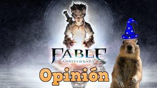 Opinión: Fable Anniversary (Steam PC)