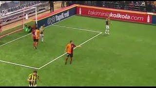 Tarık Daşgün'ün Golü | 4 Büyükler Salon Turnuvası | Galatasaray 6 - Fenerbahçe 5 | (02.01.2016)