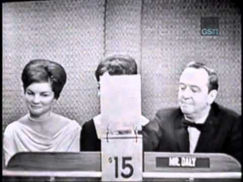 What's My Line? - August 4, 1963