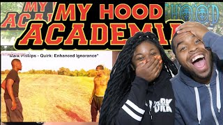 IF ANIME TOOK PLACE IN THE HOOD 😂😂 RDCworld1 | REACTION!!!