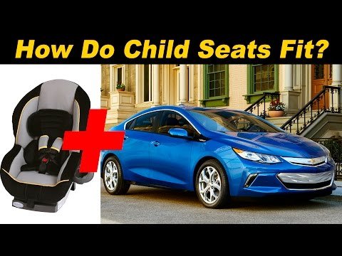 2016 Chevrolet Volt Child Seat Review