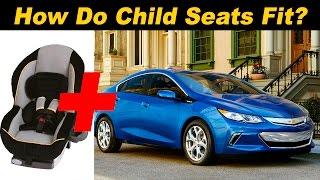 2016 Chevrolet Volt Child Seat Review