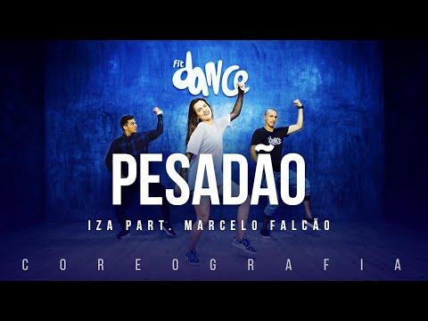 Pesadão - IZA part. Marcelo Falcão   FitDance TV (Coreografia) Dance Video