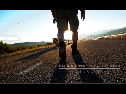 BACKCOUNTRY FLY FISHING-MONTANA