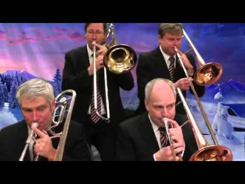 Christmas Carols Trombone Quartet BoneBrass(christmas carols)