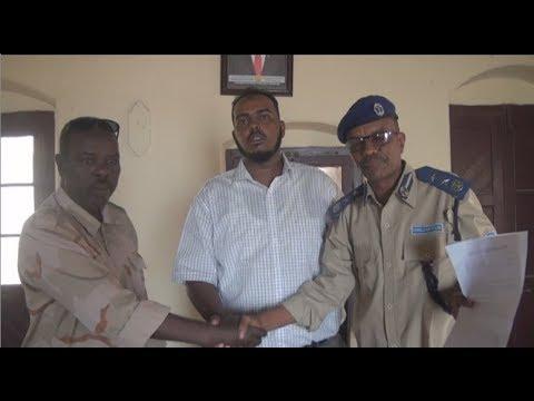 Taliyaha Cusub ee Police Saylac oo xilka la wareegay