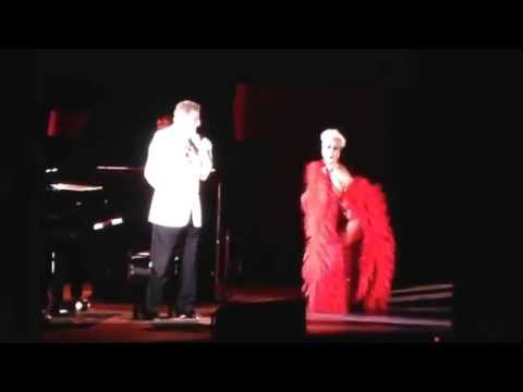 """2015/05/30 - Tony Bennett & Lady Gaga, """"I Can't Give You Anything But Love"""" - Hollywood Bowl"""