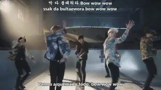 Download Video BTS - Fire (Dance ver) Sub español - Hangul - Roma MP3 3GP MP4