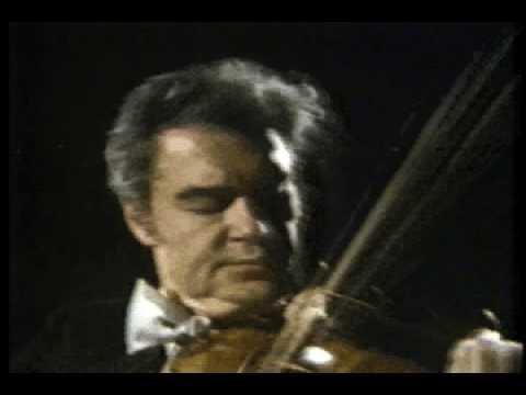 Steven Staryk performs Sarasate's Tarantella