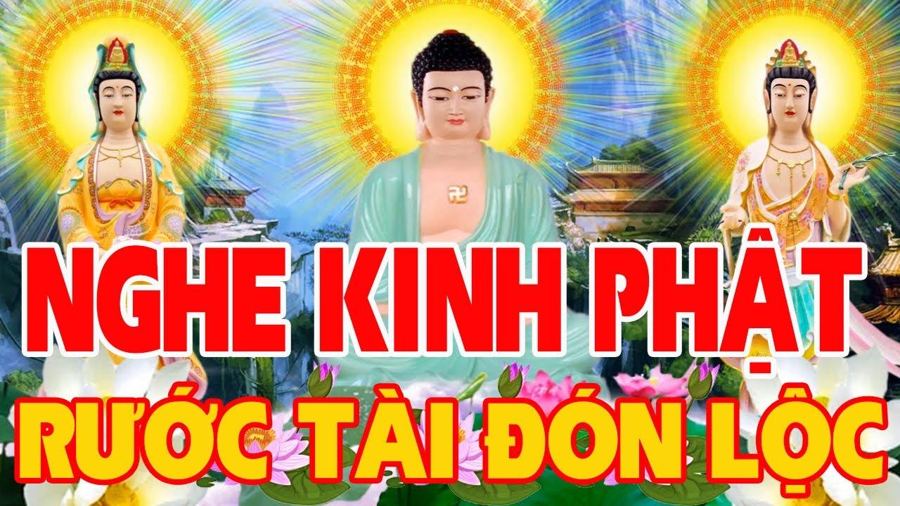 Tối Mùng 7 Âm Mở Kinh Phật May Mắn Ngủ Ngon Tài Lộc Tự Nhiên Đến - Kinh Phật