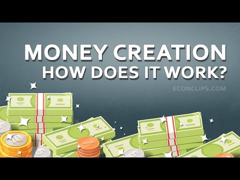 💲 Money Creation | How does it work?
