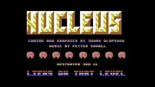 C64 Game: Nucleus