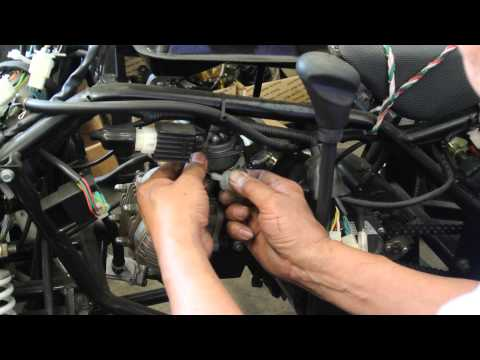 How to replace fuel filter - YouTubeYouTube