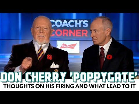 Q&A: Thoughts On Don Cherry 'Poppygate' & His Firing