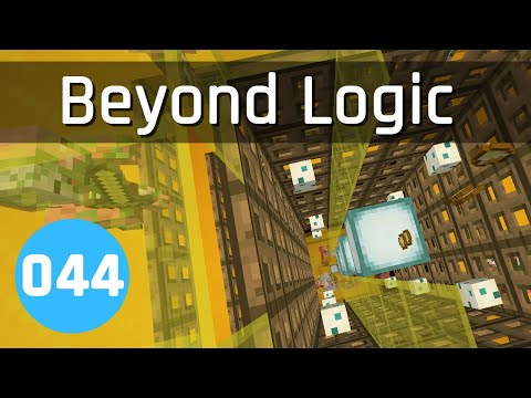 Beyond Logic #44: Turtle Powered Gold Farm | Minecraft 1.13