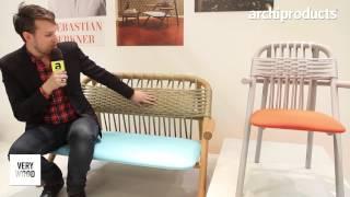 VERY WOOD   Sebastian Herkner - iSaloni 2014
