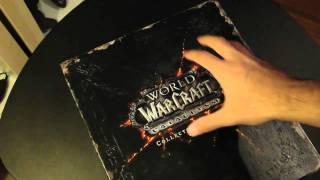World of Warcraft Collectors Edition Complete Set