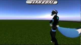 Second Life Furry Dance: Texy Fox!