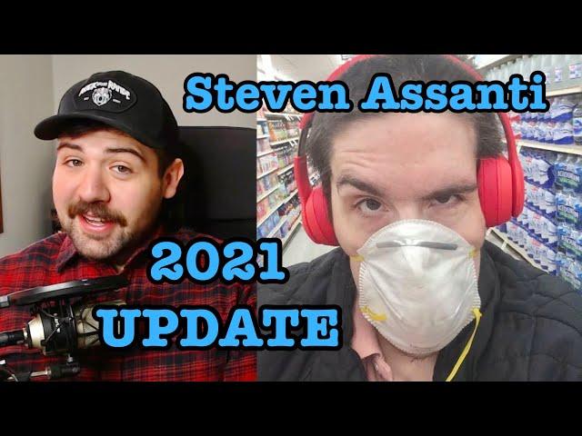 My 600-Lb Life star Steven Assanti 2021 UPDATE - Wife, Family, Weight Loss