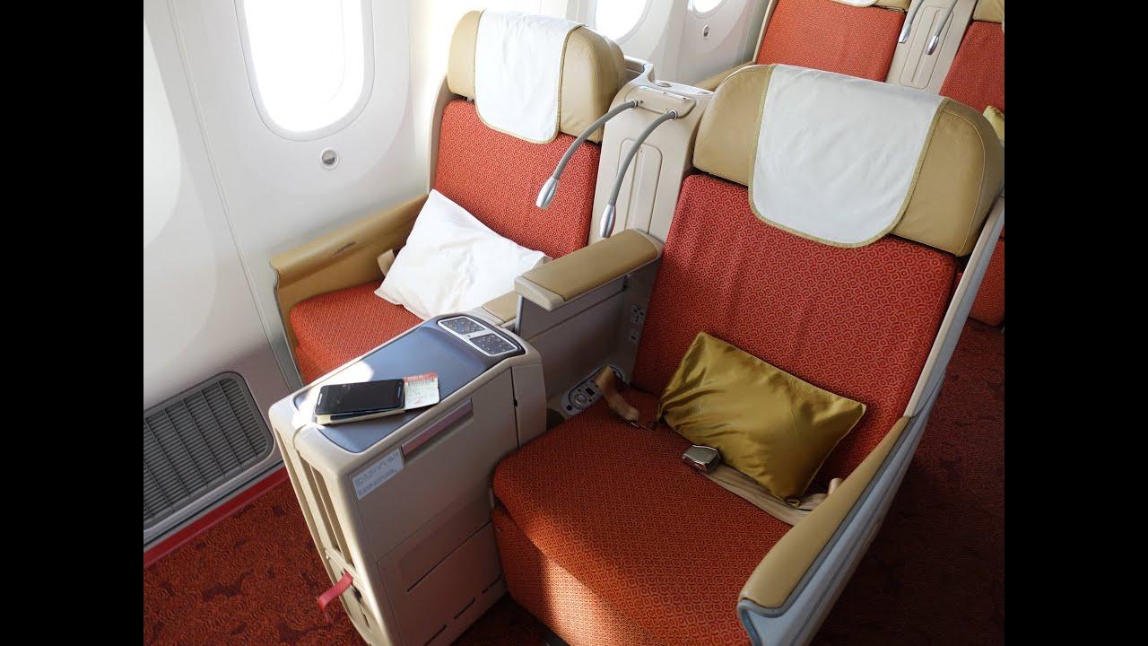 Air India 787 Executive Class Sydney To Delhi