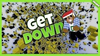 ► Minecraft MiniHry ◄ - GetDown   Padám, Padám a Padám !!! :D - [CZ/SK]