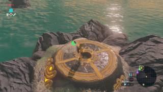 Zelda Breath of the Wild Walkthrough - Kass The Hero's Cache & Hateno Ancient Tech Lab (No Comm)