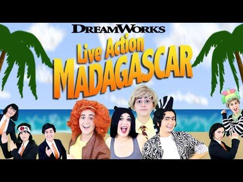 DreamWorks MADAGASCAR Live Action - Madi2theMax