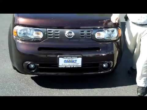 Used 2010 Nissan Cube S for sale at Honda Cars of Bellevue...an ...