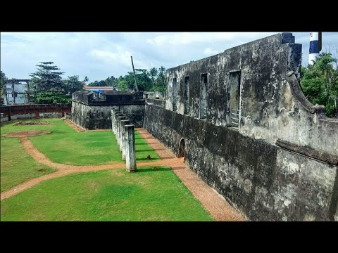 ANCHUTHENGU FORT | ANJENGO | TRIVANDRUM | KERALA