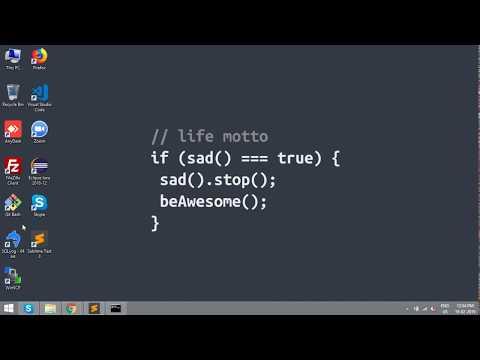 HTML Tutorial - Part 1 (Headings & Paragraphs) thumbnail