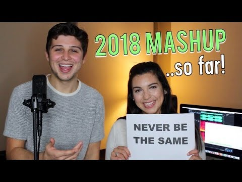 Singing Every Hit Song of 2018 (so far) to ONE BEAT!