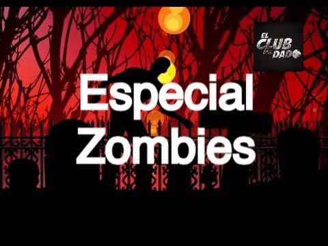 Zombies En Los Juegos De Mesa Por El Club Del Dado Youtube