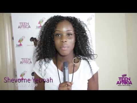 Miss Teen Africa UK 2015 first Audition Teaser