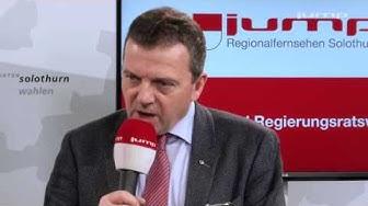 Wahlen Solothurn - Talk mit Walter Wobmann
