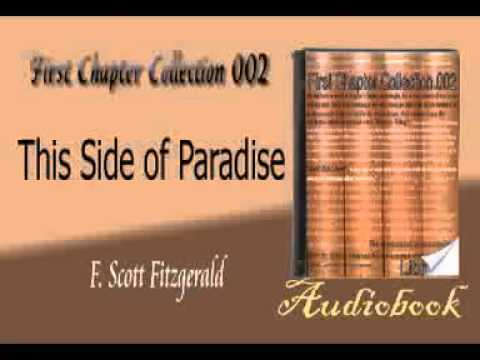 This Side of Paradise F. Scott Fitzgerald audiobook