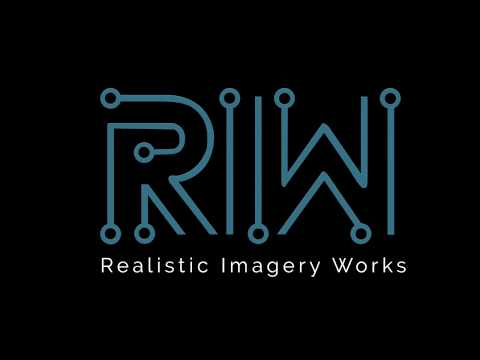 Realistic Imagery Works Official_Logo. MOTION GRAPHICS_After Effects